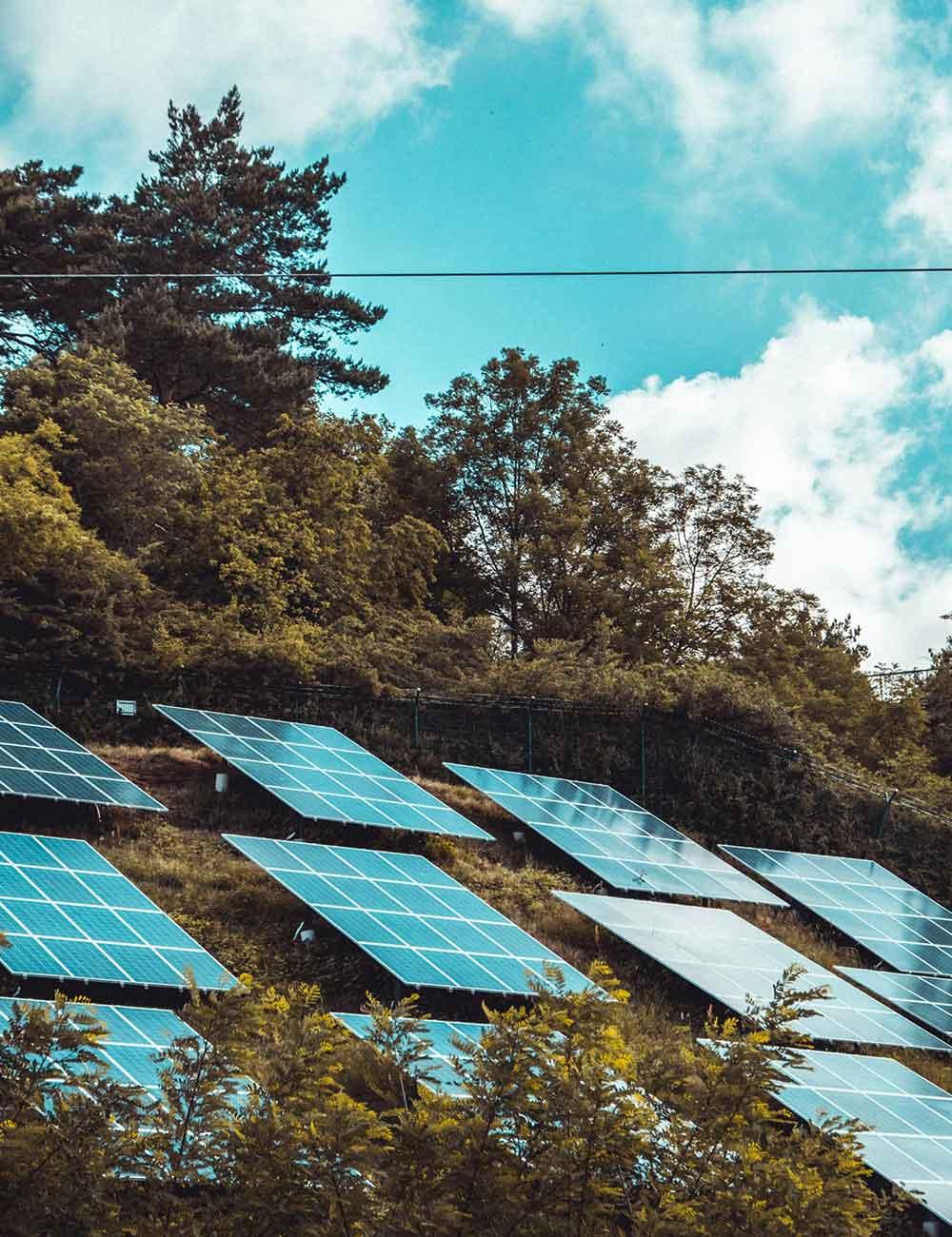 pannello solare ermes